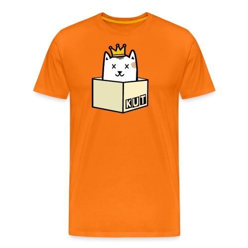 Kut Kingsday 2018 - Mannen Premium T-shirt