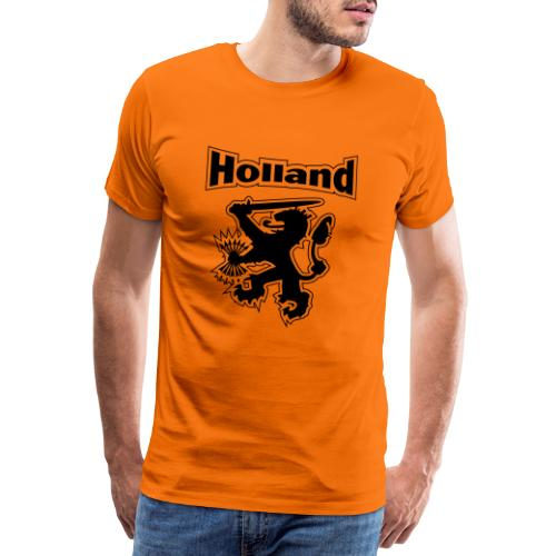 leeuwholland - Mannen Premium T-shirt