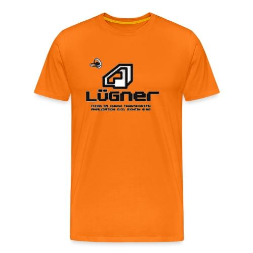 ANA PATCH ITZHB35 7 png - Männer Premium T-Shirt