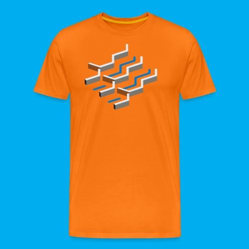 Take it back to '75 - Men's Premium T-Shirt