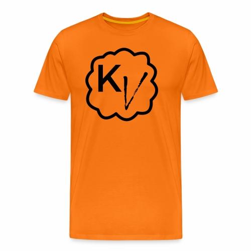 King Vape Icon - Men's Premium T-Shirt