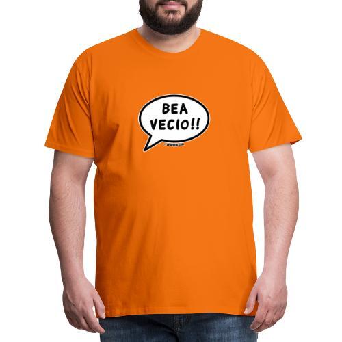 Bea Vecio Logo - Maglietta Premium da uomo