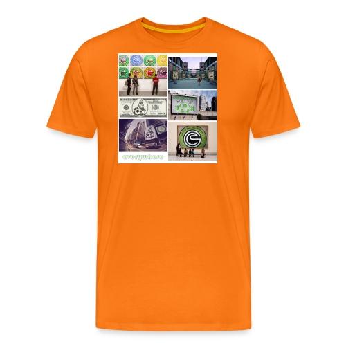 Everywhere jpg - Maglietta Premium da uomo