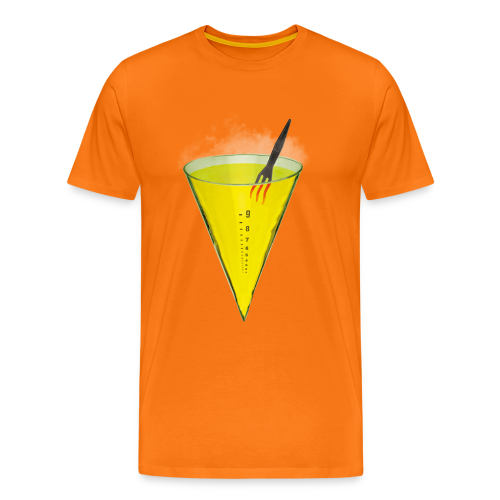 CONTRÔLE ANTI DOPAGE - T-shirt Premium Homme