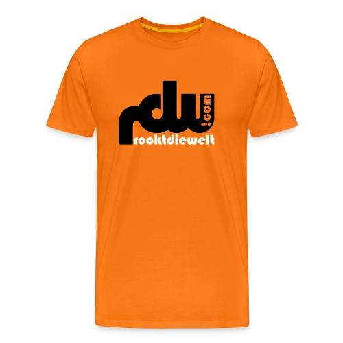 rocktdiewelt - Männer Premium T-Shirt
