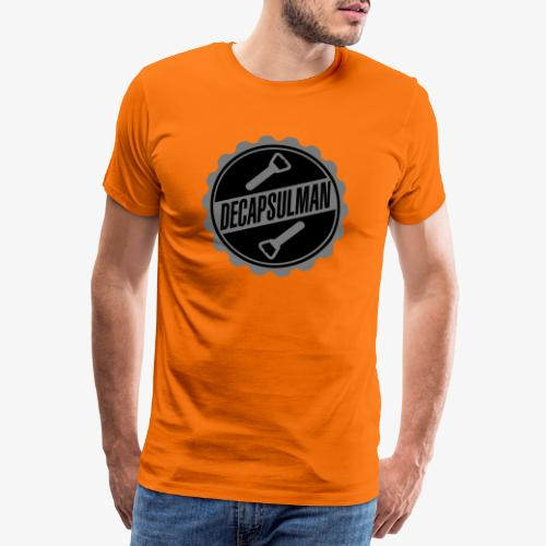 DECAPSULMAN - T-shirt Premium Homme