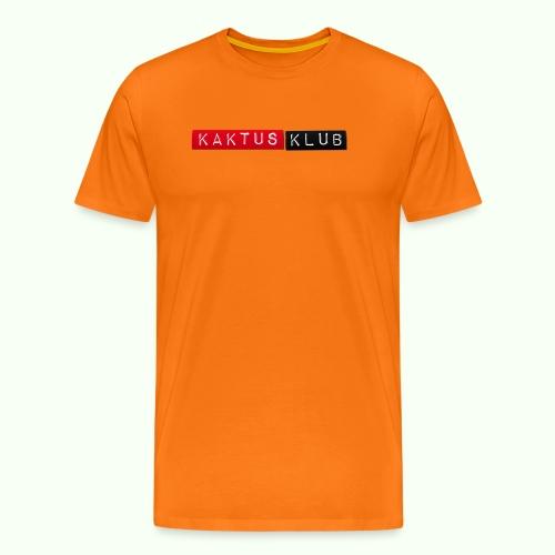 Kaktus Klub - Männer Premium T-Shirt