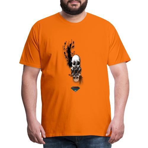Mutagene Graff - T-shirt Premium Homme