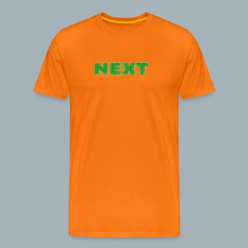 2018 NEXT 03 - Mannen Premium T-shirt
