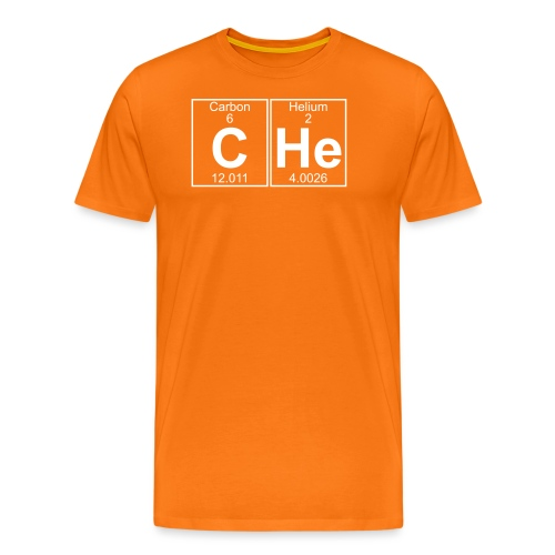 C-He (che) - Full - Men's Premium T-Shirt