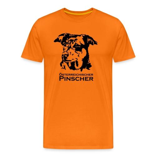 Österreichischer Pinscher - Männer Premium T-Shirt