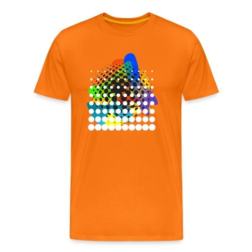 Muster 096 - Männer Premium T-Shirt