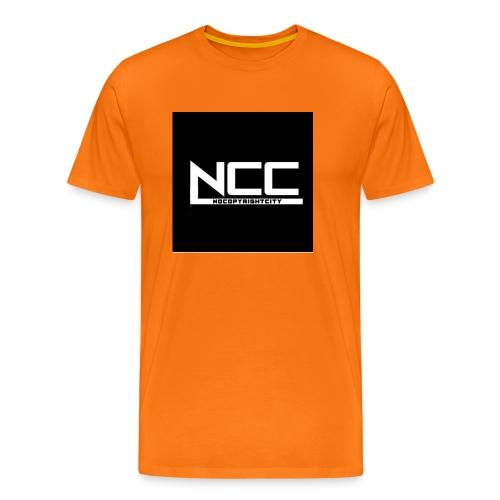 NoCopyrightCity (NCC) - Premium-T-shirt herr