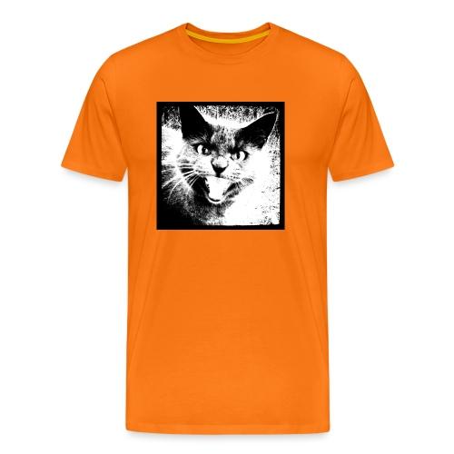 wild cat - Men's Premium T-Shirt