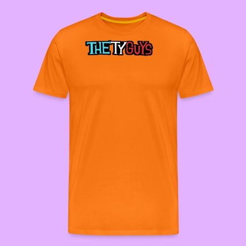 font back innit wide - Men's Premium T-Shirt