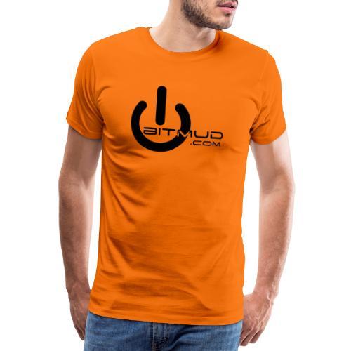 Bitmud Logo - Männer Premium T-Shirt