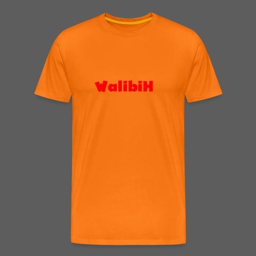 walibih - Mannen Premium T-shirt