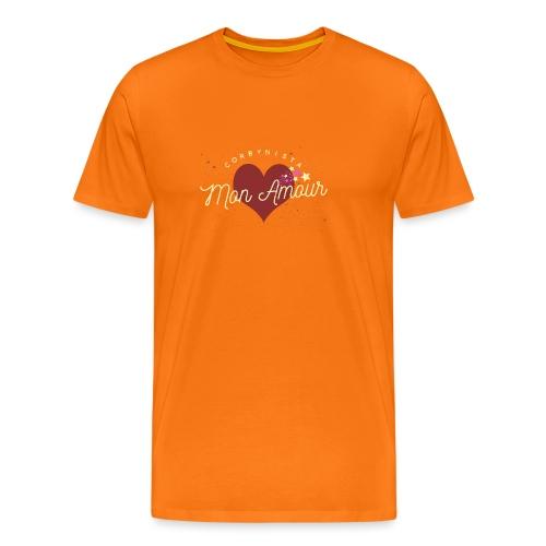 Corbynista Mon Amour - Men's Premium T-Shirt