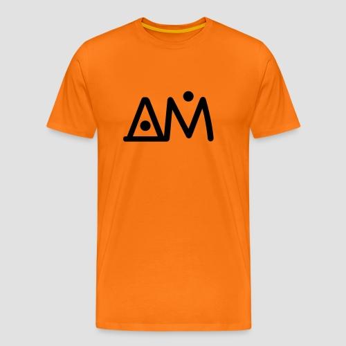 AM Brand 2019 - Maglietta Premium da uomo
