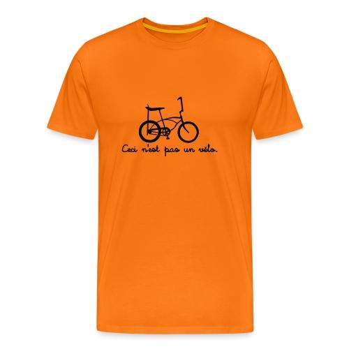 cecivelo - T-shirt Premium Homme