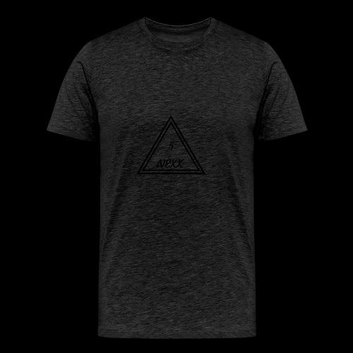 5nexx triangle - Mannen Premium T-shirt