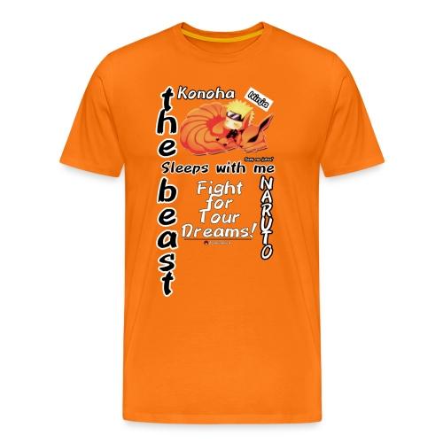 Anime Chibi series v1 - Camiseta premium hombre