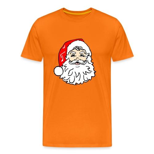 Isle of Xmas Big Poppa - Men's Premium T-Shirt