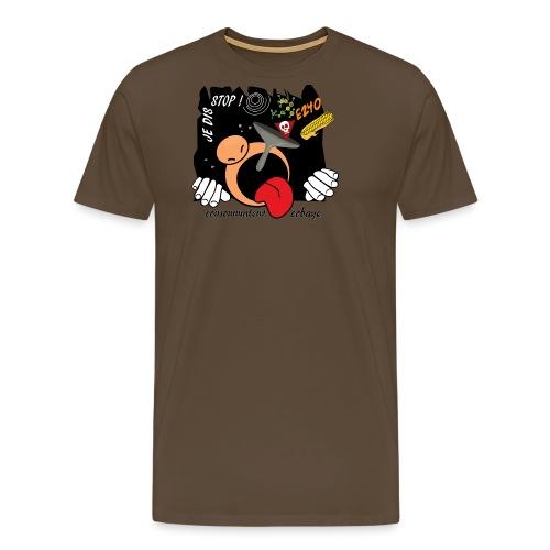 consommateur cobaye - T-shirt Premium Homme
