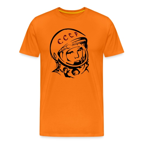Juri Gagarin - Männer Premium T-Shirt