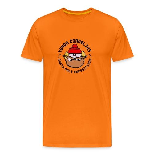 Yukon Cornelius merch - Premium-T-shirt herr