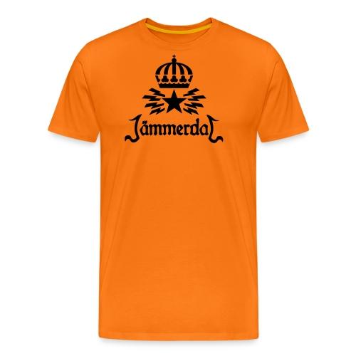 Jämmerdal - Rockverket - Premium-T-shirt herr
