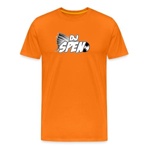 DJ Spen Long Logo - Men's Premium T-Shirt