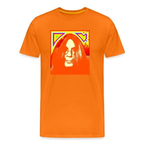 hippie1 - Männer Premium T-Shirt