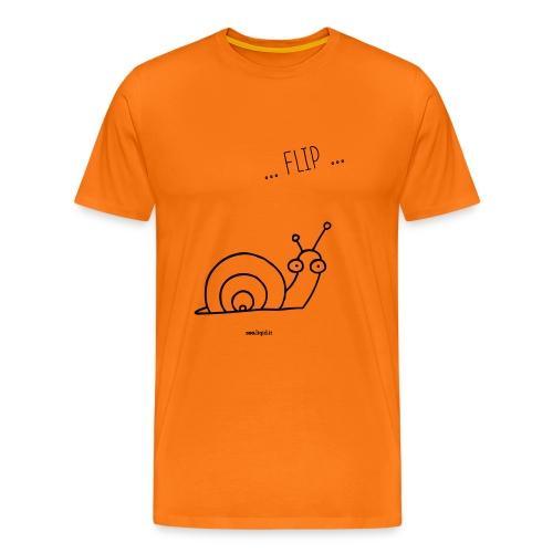 lumaca - Maglietta Premium da uomo