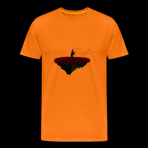 Main de l'enfer démoniaque. - T-shirt Premium Homme