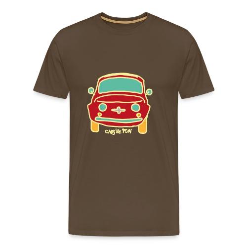 Voiture ancienne mythique - T-shirt Premium Homme