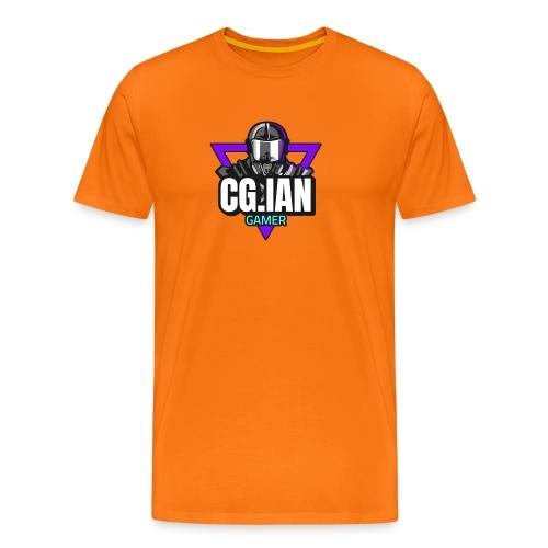 nice and Cool Guy Ian Gamer - Herre premium T-shirt