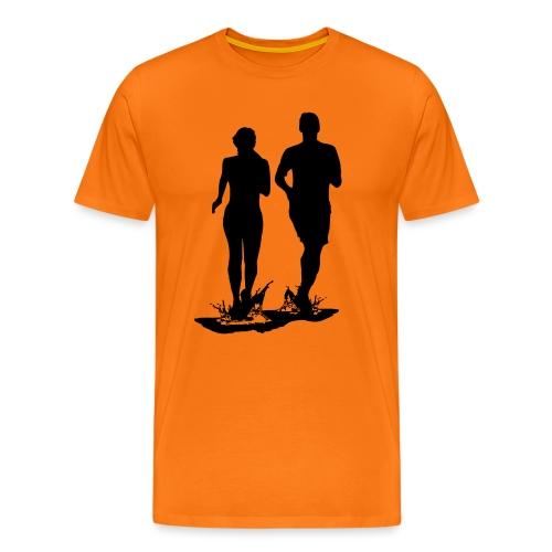 Mudpair - Männer Premium T-Shirt