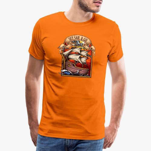 L'explorateur - T-shirt Premium Homme