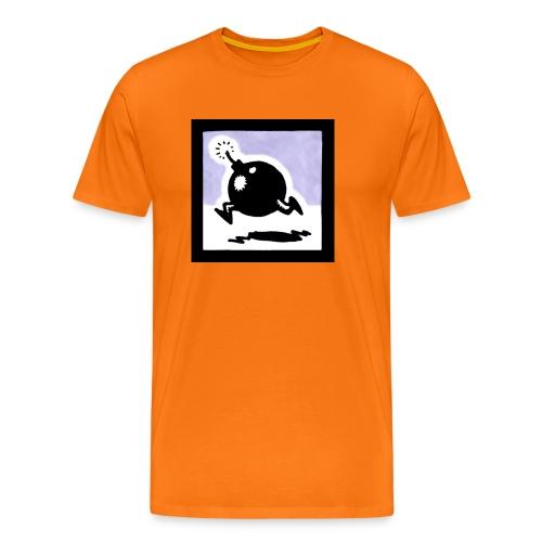 bomba - Maglietta Premium da uomo