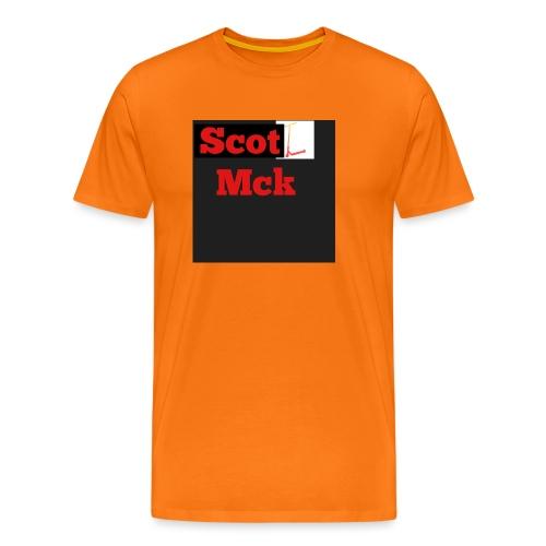its my logo - Men's Premium T-Shirt
