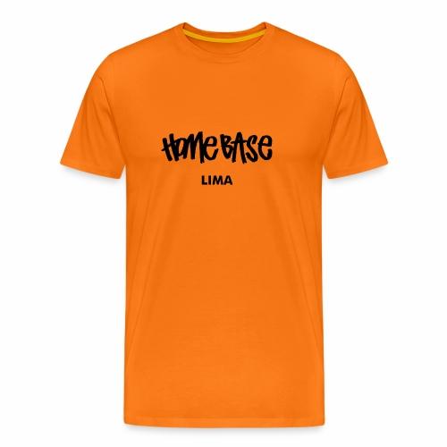 Home City Lima - Männer Premium T-Shirt