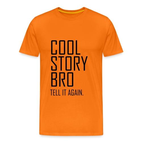 coolstorybro - Männer Premium T-Shirt