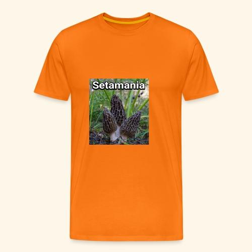 Colmenillas setamania - Camiseta premium hombre