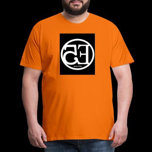 Egon2 - Premium-T-shirt herr