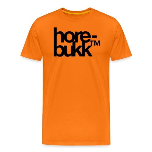 Horebukk™ - Premium T-skjorte for menn