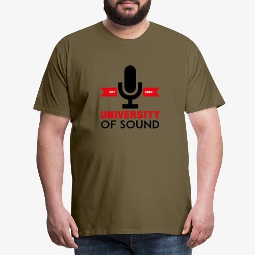 University 4 - Camiseta premium hombre