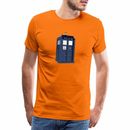 Tardis - Men's Premium T-Shirt