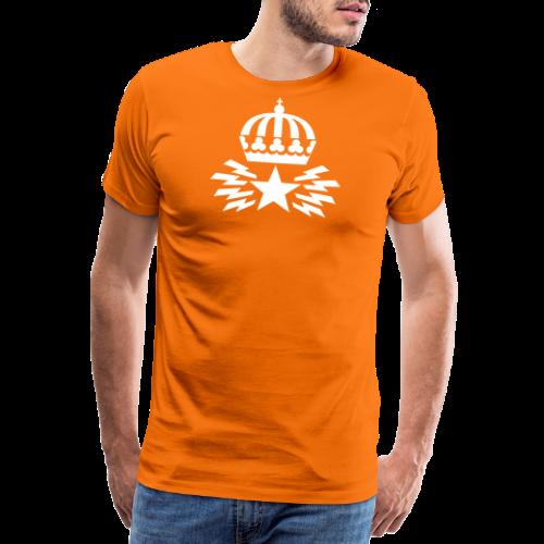 T-shirt, Televerket - Premium-T-shirt herr