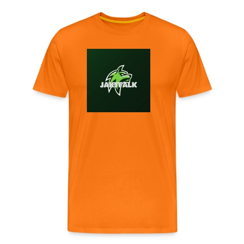 Jaktfalk - Premium-T-shirt herr